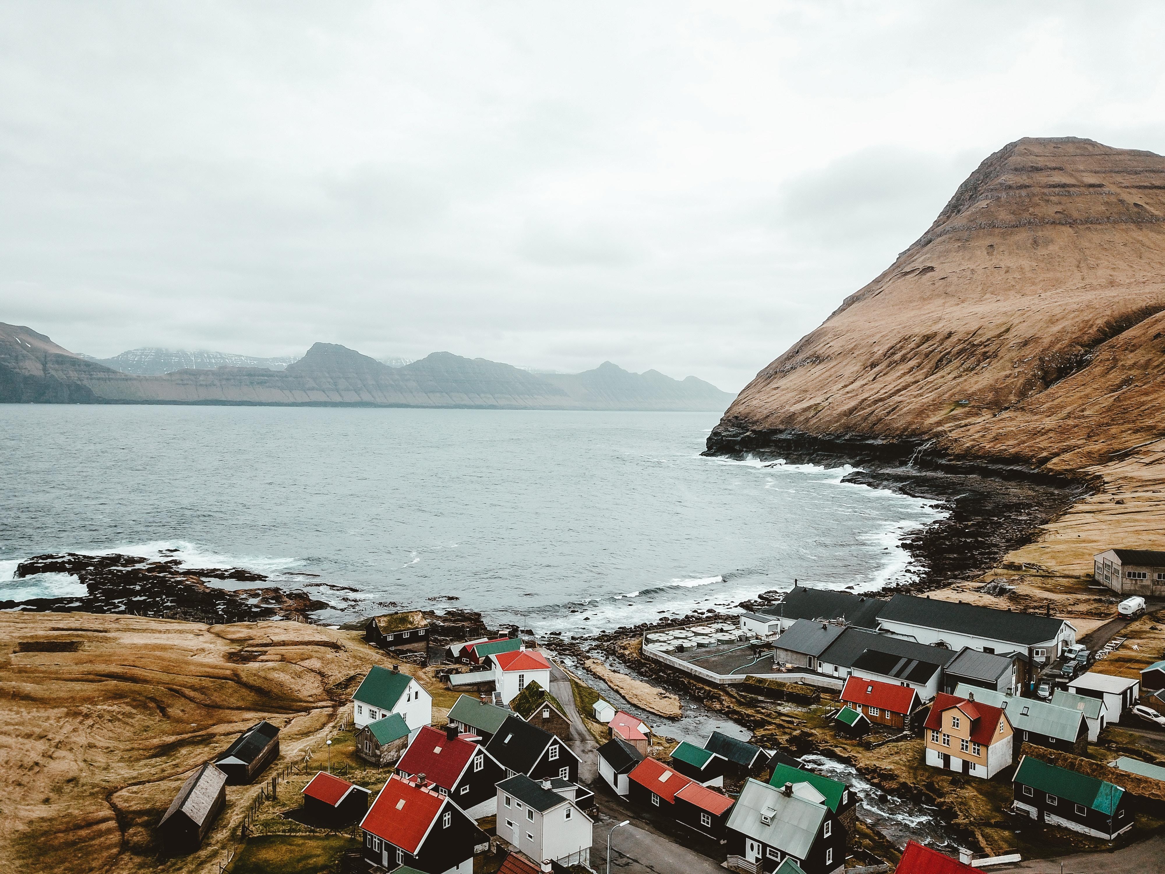 Fragt til Færøerne